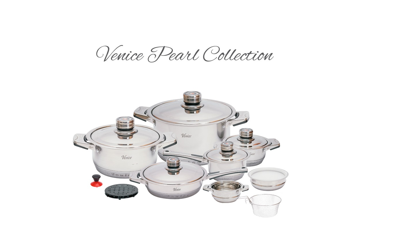 garnki venice pearl collection 19 opinie i cena